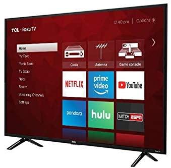 "TCL 65S403 65"" 4K UHD Smart Roku LED TV 2"
