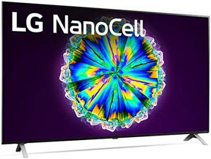 "LG 65NANO85UNA Alexa Built-In NanoCell 85 Series 65"" 4K Smart UHD NanoCell TV (2020) 8"