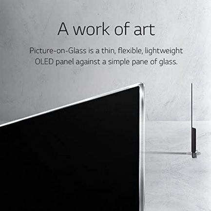 LG Electronics OLED55E7P 55-Inch 4K Ultra HD Smart OLED TV (2017 Model) 6