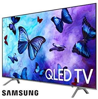 "Samsung QN65Q6FN FLAT 65"" QLED 4K UHD 6 Series Smart TV 2018 11"