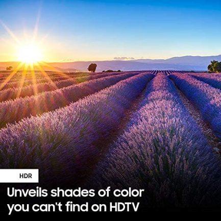 Samsung 65-inch TU-7000 Series Class Smart TV | Crystal UHD - 4K HDR - with Alexa Built-in | UN65TU7000FXZA, 2020 Model 7