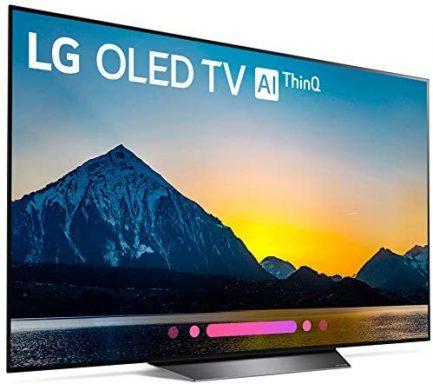 LG Electronics OLED55B8PUA 55-Inch 4K Ultra HD Smart OLED TV (2018 Model) (Renewed) 2