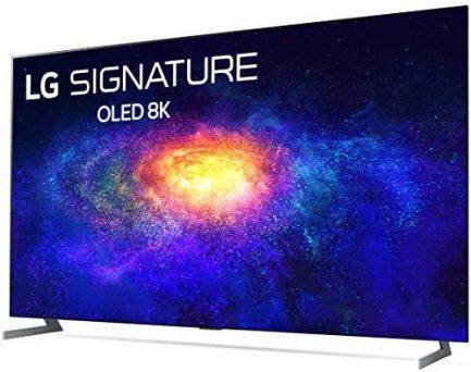 LG SIGNATURE OLED77ZXPUA Alexa Built-In ZX 77-inch 8K Smart OLED TV (2020 Model) 10