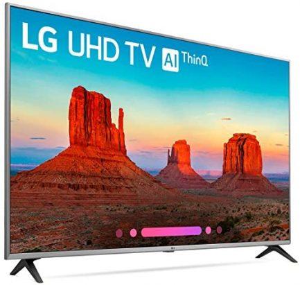 LG Electronics 55UK7700 55-Inch 4K Ultra HD Smart LED TV (2018 Model) 2