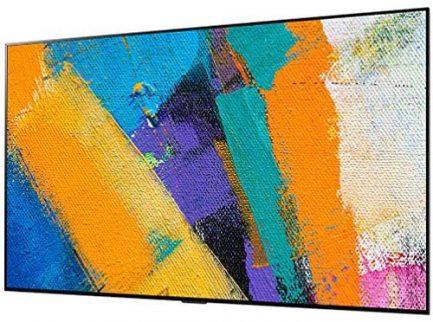 "LG OLED55GXPUA 55"" GX 4K OLED TV w/AI ThinQ (2020 Model) with GX Soundbar Bundle 2"