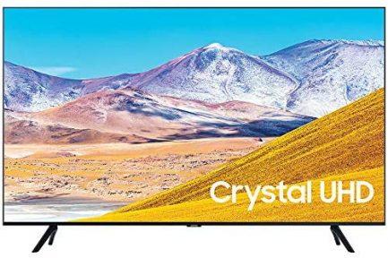 SAMSUNG UN65TU8000FXZA 65 inch 4K Ultra HD Smart LED TV 2020 Model Bundle with Support Extension 2