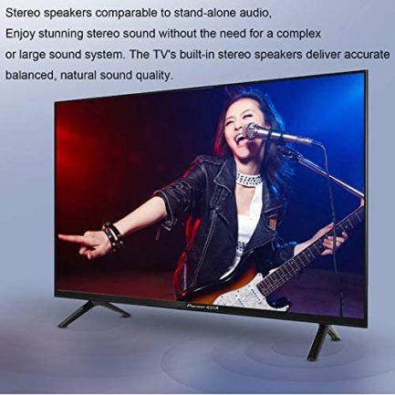 32/42/46/55/65 inch Android Smart Network TV, Full HD Full HD 1080P Ultra-Thin LED TV, IPS Anti-Blue LCD TV, Compatible with HDMI/VGA/AV/RF/LAN/WiFi/RF Antenna Input 6