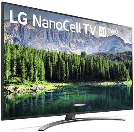 "LG Nano 8 Series 75SM8670PUA TV, 75"" 4K UHD Smart LED NanoCell, 2019 model 8"