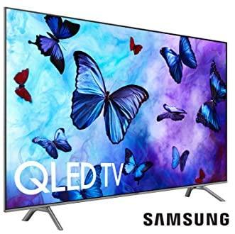 "Samsung QN65Q6FN FLAT 65"" QLED 4K UHD 6 Series Smart TV 2018 12"