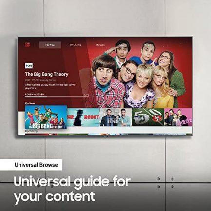 "Samsung QN65Q6FN FLAT 65"" QLED 4K UHD 6 Series Smart TV 2018 10"
