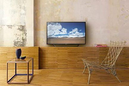 Sony 32-inch 720p Smart LED TV (KDL32W600D, 2016 Model) 8