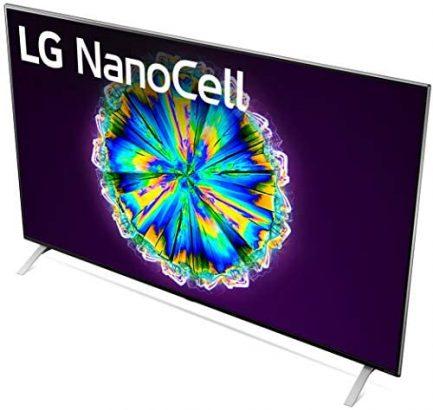 "LG 65NANO85UNA Alexa Built-In NanoCell 85 Series 65"" 4K Smart UHD NanoCell TV (2020) 12"
