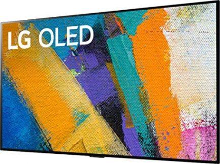 LG OLED55GXPUA 55 in 4K Smart OLED Bundle w/ 1-Year Extended Warranty - LG Authorized Dealer 3