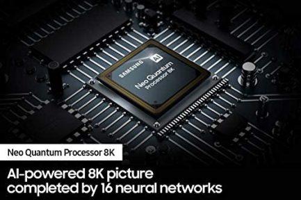 SAMSUNG 65-Inch Class Neo QLED 8K QN800A Series - 8K UHD Quantum HDR 32x Smart TV with Alexa Built-in (QN65QN800AFXZA, 2021 Model) 4