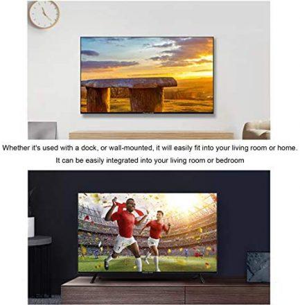 32/42/46/55/65 inch Android Smart Network TV, Full HD Full HD 1080P Ultra-Thin LED TV, IPS Anti-Blue LCD TV, Compatible with HDMI/VGA/AV/RF/LAN/WiFi/RF Antenna Input 7
