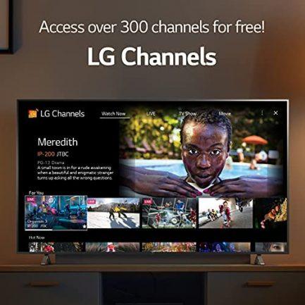 "LG OLED55G1PUA Alexa Built-in G1 Series 55"" Gallery Design 4K Smart OLED evo TV (2021) 11"