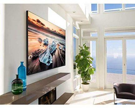 SAMSUNG QN65Q900RBFXZA Flat 65-Inch QLED 8K Q900 Series Ultra HD Smart TV with HDR and Alexa Compatibility (2019 Model), Black 15