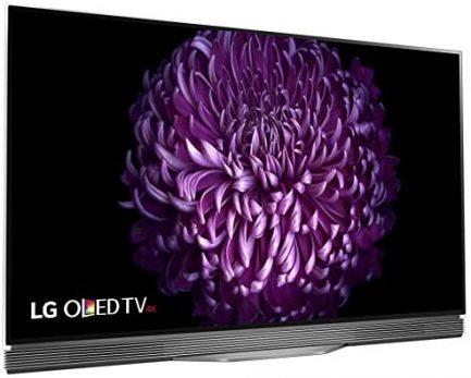 LG Electronics OLED55E7P 55-Inch 4K Ultra HD Smart OLED TV (2017 Model) 2