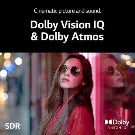"LG OLED55G1PUA Alexa Built-in G1 Series 55"" Gallery Design 4K Smart OLED evo TV (2021) 9"