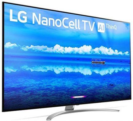 "LG 65SM9500PUA Alexa Built-in Nano 9 Series 65"" 4K Ultra HD Smart LED NanoCell TV (2019) 8"