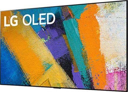 LG GX 65 inch Class 4K OLED TV Bundle w/Extended Warranty 5