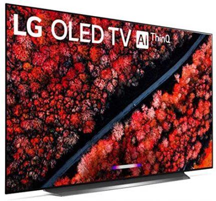 "LG C9 Series Smart OLED TV - 65"" 4K Ultra HD with Alexa Built-in, 2019 Model 4"