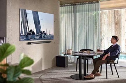 SAMSUNG 85-Inch Class QLED Q950T Series - 8K UHD Direct Full Array Quantum HDR 32X Smart TV with Alexa Built-in (QN85Q950TSFXZA) 4