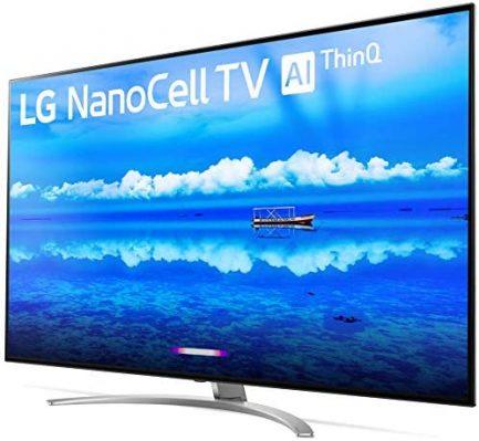 "LG 65SM9500PUA Alexa Built-in Nano 9 Series 65"" 4K Ultra HD Smart LED NanoCell TV (2019) 7"