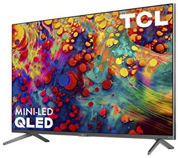 TCL 65-inch 6-Series 4K UHD Dolby Vision HDR QLED Roku Smart TV - 65R635, 2021 Model 11