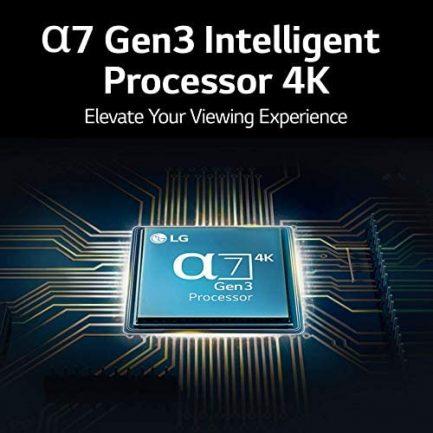 "LG OLED55BXPUA Alexa Built-In BX 55"" 4K Smart OLED TV (2020) (Renewed) 3"