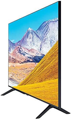 SAMSUNG UN65TU8000FXZA 65 inch 4K Ultra HD Smart LED TV 2020 Model Bundle with Support Extension 5