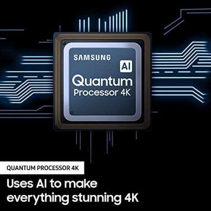 SAMSUNG 65-inch Class QLED Q90T Series - 4K UHD Direct Full Array 16X Quantum HDR 16X Smart TV with Alexa Built-in (QN65Q90TAFXZA, 2020 Model) 9