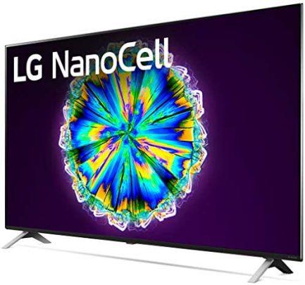 "LG 55NANO85UNA Alexa Built-In NanoCell 85 Series 55"" 4K Smart UHD NanoCell TV (2020) 10"