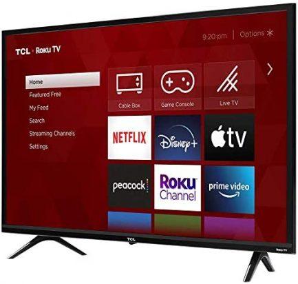 TCL 32S325 32 Inch 720p Roku Smart LED TV (2019) 2