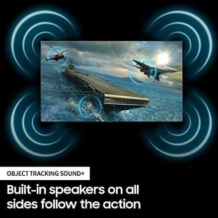 SAMSUNG 85-Inch Class QLED Q950T Series - 8K UHD Direct Full Array Quantum HDR 32X Smart TV with Alexa Built-in (QN85Q950TSFXZA) 6