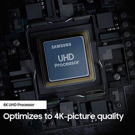 "SAMSUNG QN32Q50RAFXZA Flat 32"" QLED 4K 32Q50 Series Smart TV (2019 model) 6"