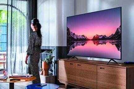 SAMSUNG 75-inch Class QLED Q60T Series - 4K UHD Dual LED Quantum HDR Smart TV with Alexa Built-in (QN75Q60TAFXZA, 2020 Model) 4