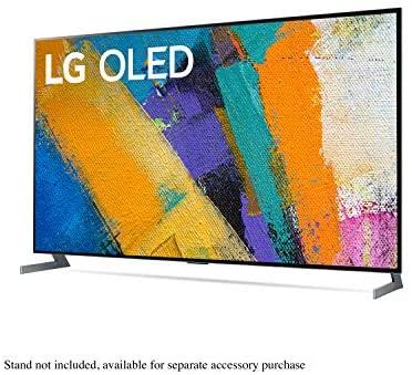 "LG OLED Smart TV 65"" Gallery Thin Frame 4K TV (3840 x 2160), AI-Powered 4K, 120Hz Refresh Rate, Dolby Cinema, Sports Alerts, PC Gaming, Google/Alexa - 2020 10"