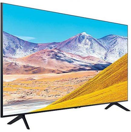 SAMSUNG UN65TU8000FXZA 65 inch 4K Ultra HD Smart LED TV 2020 Model Bundle with Support Extension 3