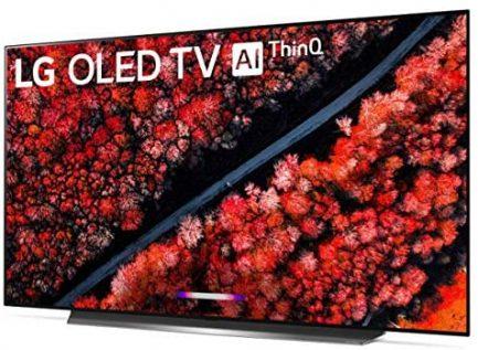 "LG C9 Series Smart OLED TV - 65"" 4K Ultra HD with Alexa Built-in, 2019 Model 2"