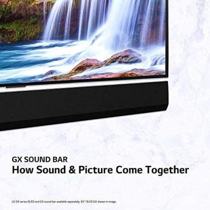 "LG OLED55GXPUA 55"" GX 4K OLED TV w/AI ThinQ (2020 Model) with GX Soundbar Bundle 8"