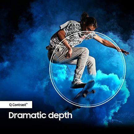 "Samsung QN65Q6FN FLAT 65"" QLED 4K UHD 6 Series Smart TV 2018 5"