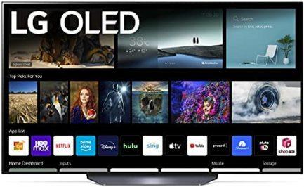 "LG OLED77B1PUA Alexa Built-in B1 Series 77"" 4K Smart OLED TV (2021) 2"