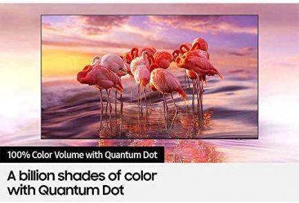SAMSUNG 65-Inch Class QLED Q60A Series - 4K UHD Dual LED Quantum HDR Smart TV with Alexa Built-in (QN65Q60AAFXZA, 2021 Model) 6