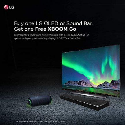 """LG OLED55C1PUB Alexa Built-in C1 Series 55"""" 4K Smart OLED TV (2021) (Renewed) 2"""