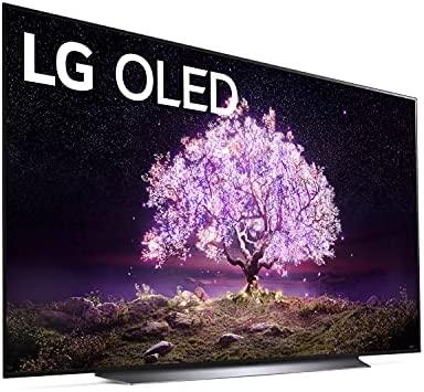 LG OLED83C1PUA C1 83 inch OLED TV 4K Smart TV w/AI ThinQ Bundle with Yamaha YAS109 Soundbar, Universal Wall Mount, HDMI Cable - LG Authorized Dealer 3