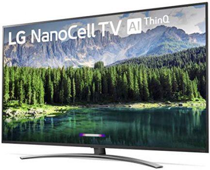 "LG Nano 8 Series 75SM8670PUA TV, 75"" 4K UHD Smart LED NanoCell, 2019 model 4"