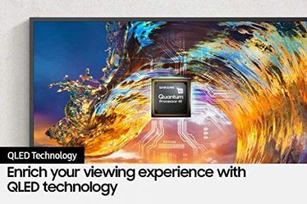 SAMSUNG QN43LS03A / QN43LS03AA / QN43LS03AA 43 inch The Frame QLED 4K Smart TV (Renewed) 8