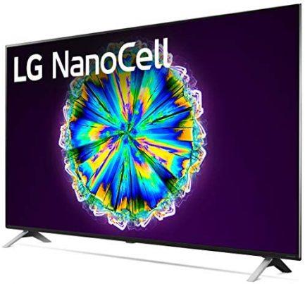 "LG 65NANO85UNA Alexa Built-In NanoCell 85 Series 65"" 4K Smart UHD NanoCell TV (2020) 10"
