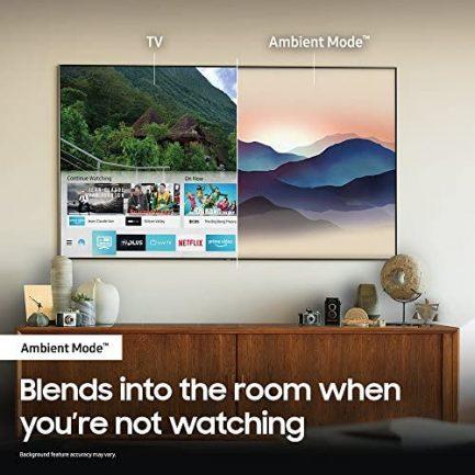 "Samsung QN65Q6FN FLAT 65"" QLED 4K UHD 6 Series Smart TV 2018 8"